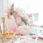 Lovely Table Decoration for Valentine Wedding Theme Part 13