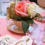 Lovely Table Decoration for Valentine Wedding Theme Part 15