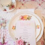 Lovely Table Decoration for Valentine Wedding Theme Part 17