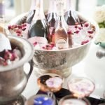 Lovely Table Decoration for Valentine Wedding Theme Part 31