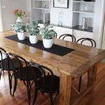 Modern Coastal Home Designs with Traditional Dining Room Twist Part 1