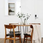 Modern Coastal Home Designs with Traditional Dining Room Twist Part 21
