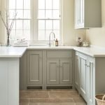 Natural Stone Floor Ideas that Looks Amazing in Traditional and Vintage Kitchen Styles Part 1