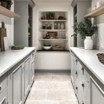 Natural Stone Floor Ideas that Looks Amazing in Traditional and Vintage Kitchen Styles Part 5