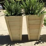 Planter box ideas made from pallets that look perfect with simple finishing Part 4