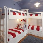 Wooden Storage Bunk Bed Frame Designs That Effective to give ashared space some efficient organizations Part 13