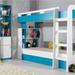 Wooden Storage Bunk Bed Frame Designs That Effective to give ashared space some efficient organizations Part 17