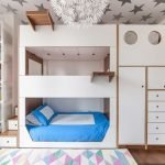 Wooden Storage Bunk Bed Frame Designs That Effective to give ashared space some efficient organizations Part 22