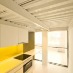 Smart color selection to give bright and spacious tone into a lively visual in Multiplying Architectures II Loft renovation (5)