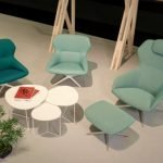 Furniture exhibition stand of Brunner in Orgatec 2016 a new style of decoration showing trending concept of today workspace (1)