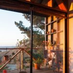 Casa en Alto Grande built in efficient structures stands on a high ground looking at beautiful rural landscape (2)