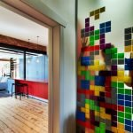 Drastic interior turnover of Ilma grove house designed in groovy colorful finishing which looks very refreshing and alive (1)