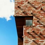 Ecofriendly house concept adapting aesthetic contemporary style showcasing brick outside wall in prominent cube design Ilma Grove (2)