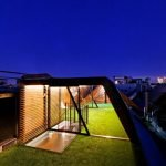 Functional and beautiful roof terrace complete with stylish canopy perfect for fun and relaxing family activities Butler House (3)