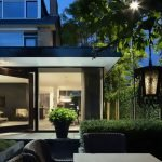 Inspiring home renovation in Rotterdam showing off high quality living space combined with relaxing outdoor area Living Hillegersberg (4)