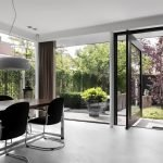 Large glass windows and wall letting natural light to enhance modern and luxury space (2)
