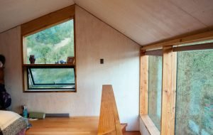 Single family cabin with functional interior design (2)