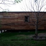 Wooden house design that embraces the nature surrounded by prosperous environment and fruit trees Casa Lo Cañas (6)