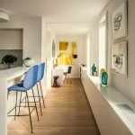 Casual apartment transformation enhancing a West Village dwelling with soft palette coloring and flawless interior detailing (2)