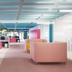 Dynamic office decoration set to push out creativity in increasing workforce environment (4)