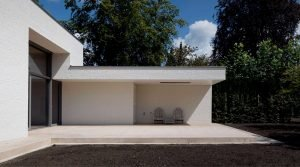Flatroof design with box architecture concept designed in modern character and nature blending style (2)