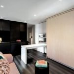 Small attic transformation project by MKCA converting small space into functional place for living (7)